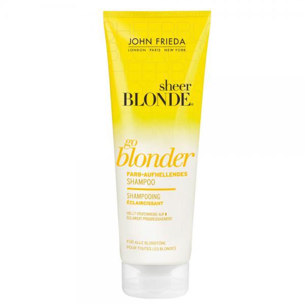 Haare Aufhellen Mit Shampoo