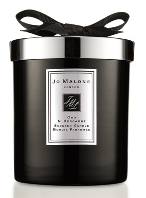 jo malone duftkerze velvet rose oud. Black Bedroom Furniture Sets. Home Design Ideas