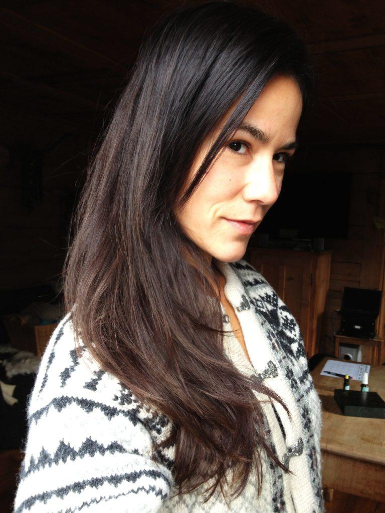 Henna: Das Resultat lässt sich sehen und meine Haare fühlen sich wesentlich kräftiger an