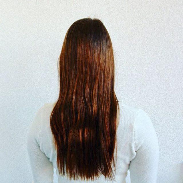 angelinajs wscht ihre Haare seit 6 Monaten ohne Shampoo! sayhellip
