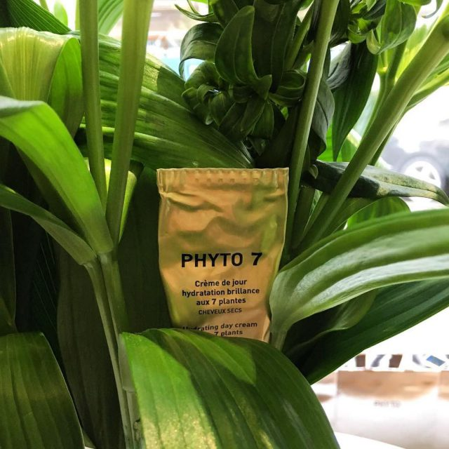 Yaaay die Tagescreme Phyto 7 sorgt fr geschmeidig glnzendes Haar!hellip