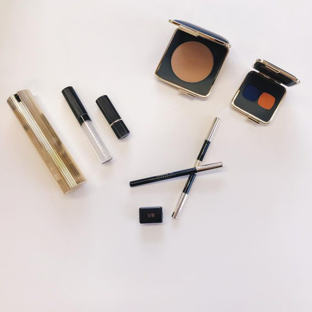 Endlich  die zweite victoriabeckham X esteelauder Makeup Collection isthellip