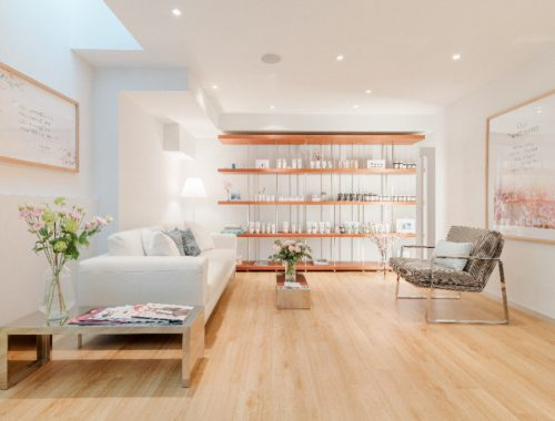 The Organic Pharmacy Beauty Spa bei Marionnaud