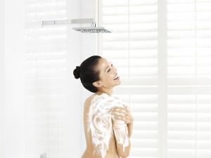 Frauen Unter Der Dusche