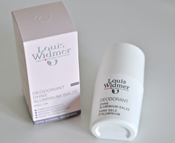 Louis Widmer Deodorant