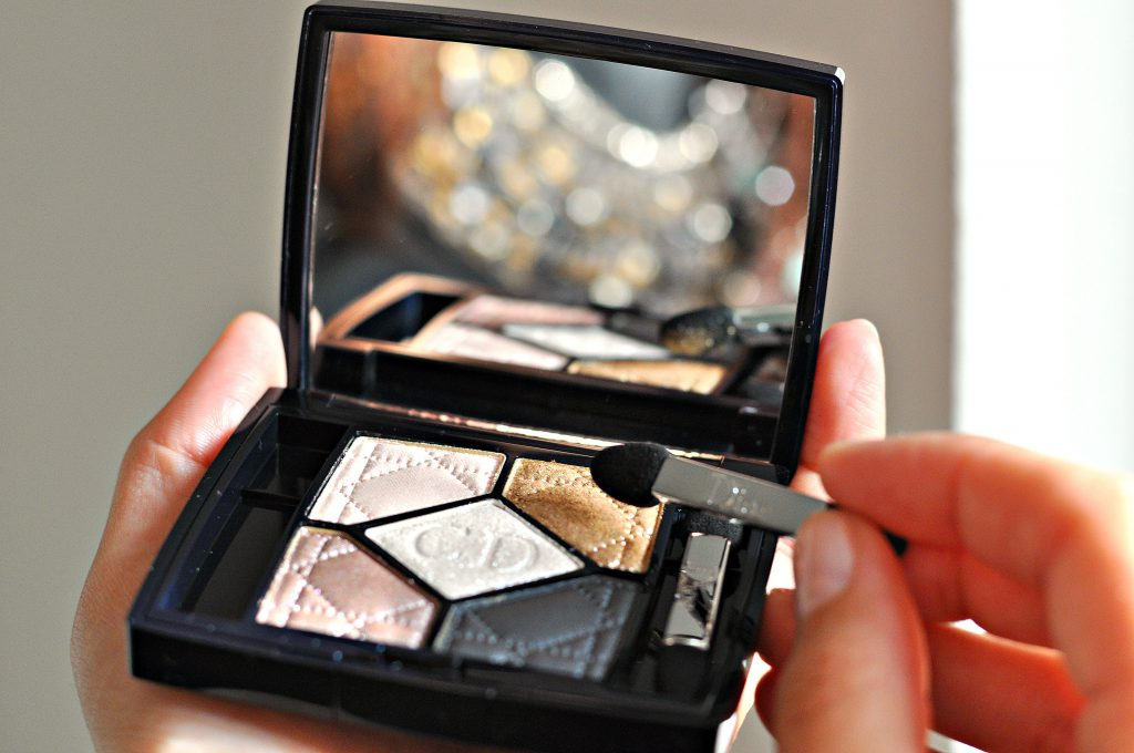 Golden Winter Make-up-Kollektion von Dior