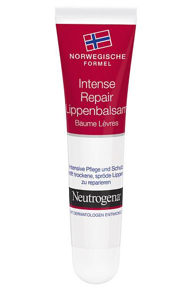intense repair lippenbalsam von neutrogena