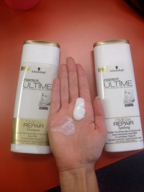 Schwarzkopf Omega Repair Shampoo & Spülung