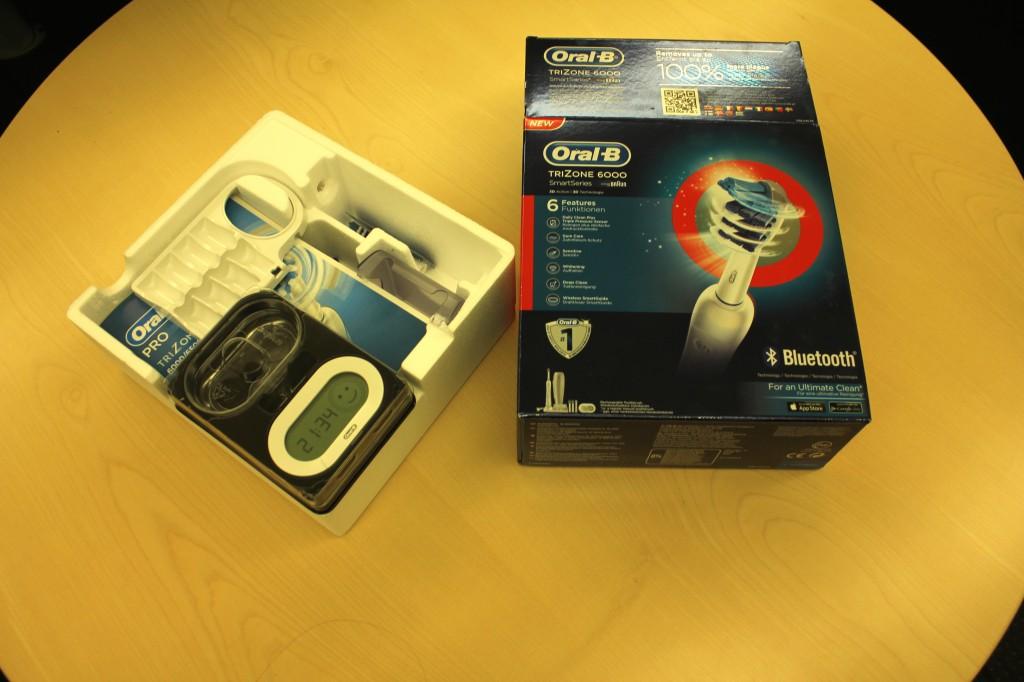 Oral B TriZone 6000