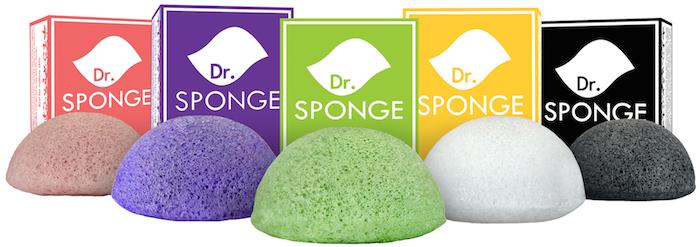 Dr. Sponge Konjac Schwamm