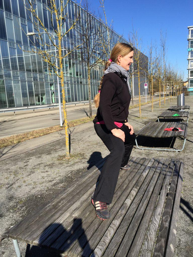 SwissCityBootCamp - Personal Training