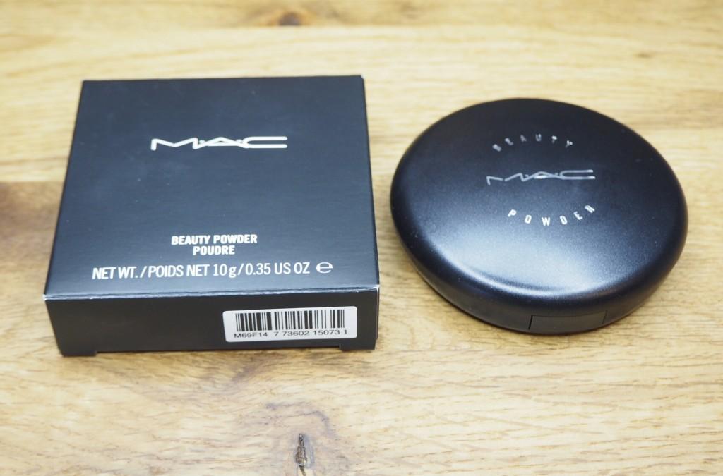 M·A·C  is beauty