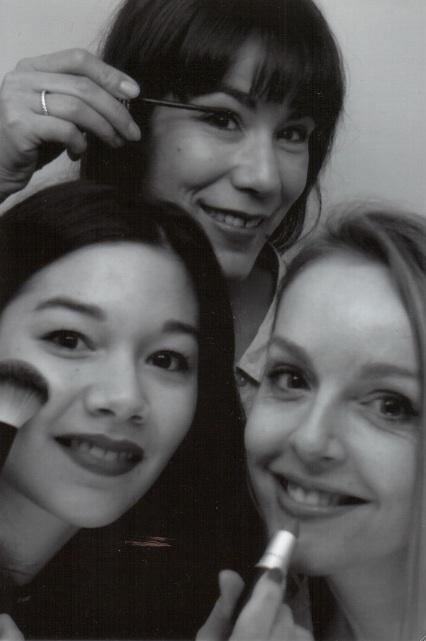 myGloss.ch-Crew: Jasmine, Najat und Corinne