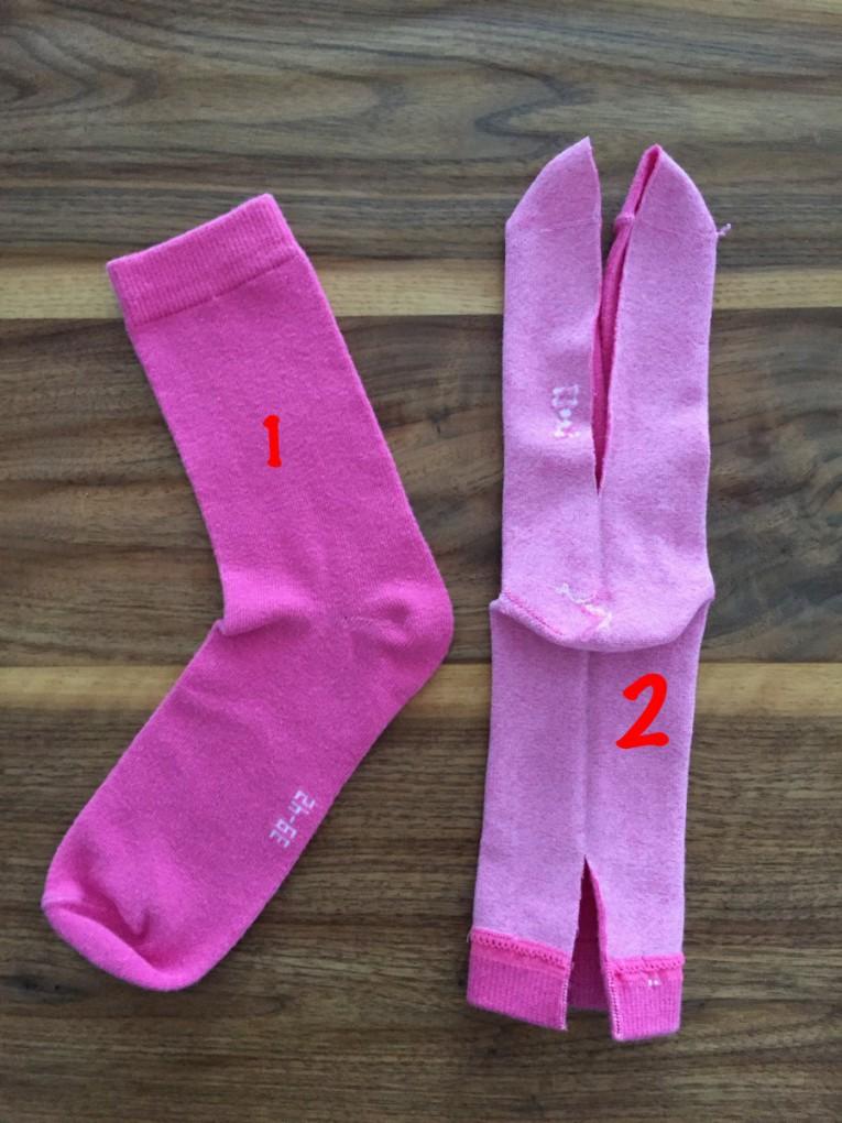 Schritt 1 und 2