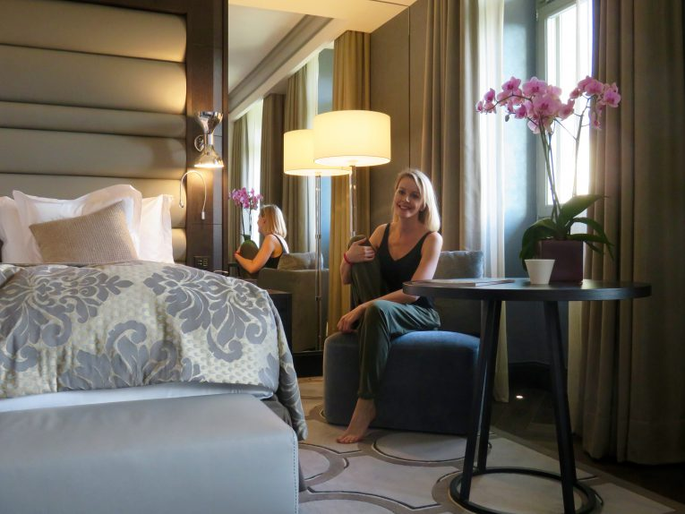 Deluxe Room Royal Savoy Lausanne