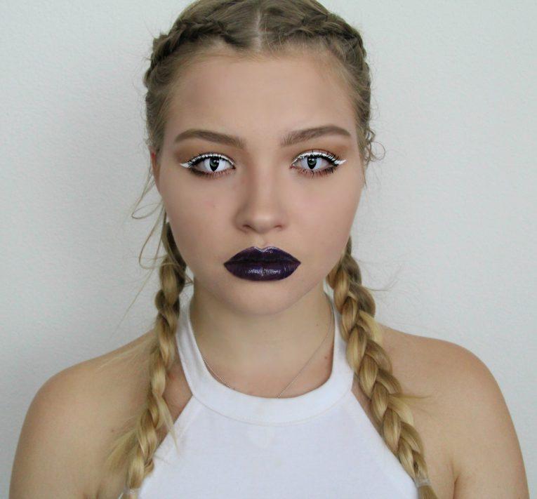 Fun-Linsen Makeupt Look Portrait