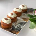 Rüebli-Cupcakes